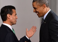 Obama destaca labor migratoria de México