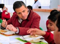 EPN urge a combatir bullying