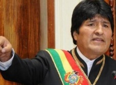 Evo recibe doctorado Honoris Causa