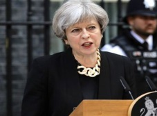 Theresa May pierde mayoría absoluta: sondeo de salida