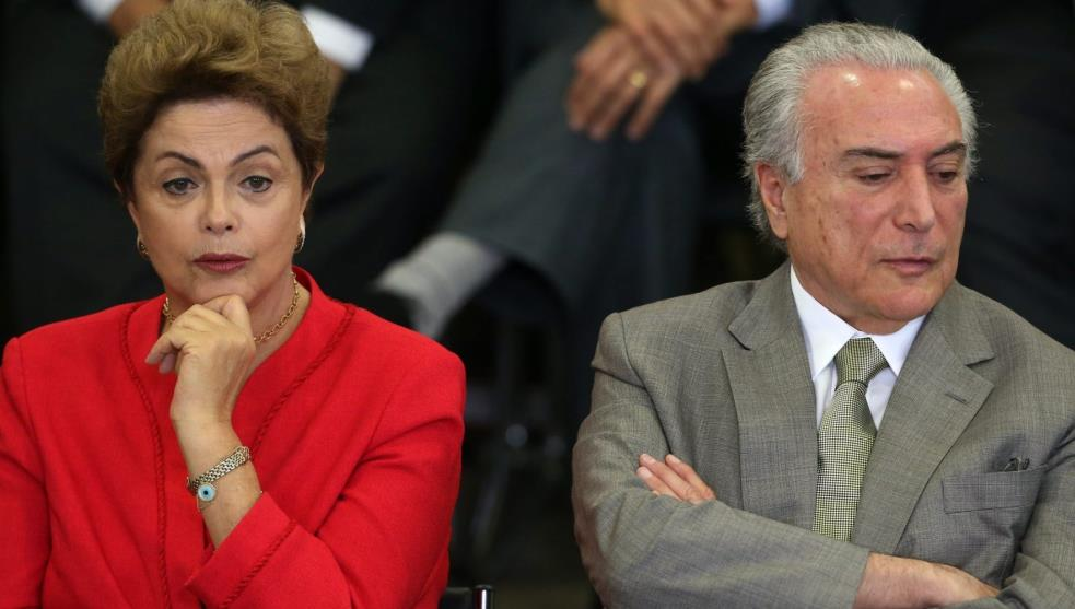 Absuelve Tribunal a Temer y Rousseff