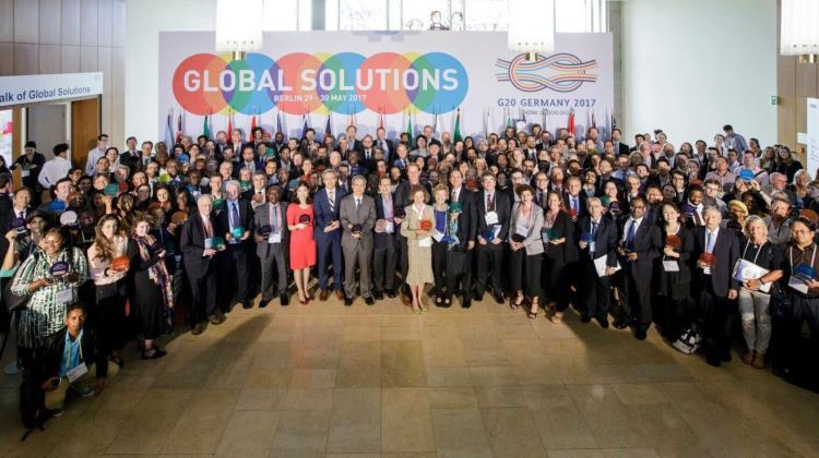 """Think 20"" para la agenda global del G20"
