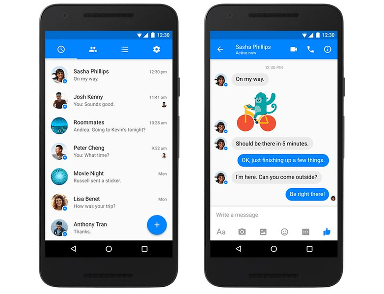 Malware infecta a usuarios de Messenger en Perú — Facebook