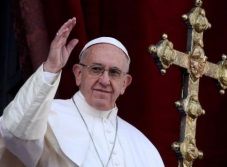 El Papa Francisco rezó por víctimas del sismo (VIDEO)