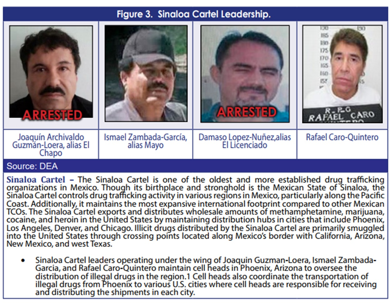 Borderland Beat: Goodbye El Chapo, there is a new leader in