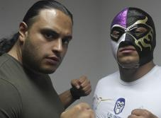 Texano Jr. no ve como gran rival a Hijo del Fantasma