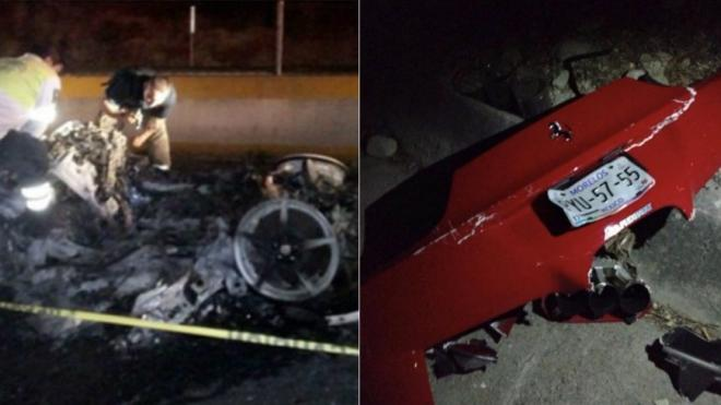 Declara #LordFerrari tras accidente donde murieron 2 colombianas