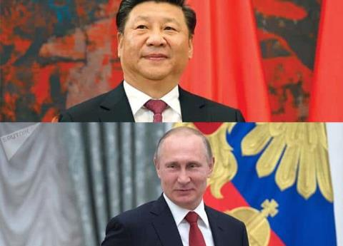Los presidentes eternos en China y Rusia