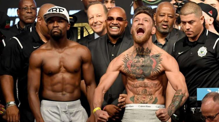 UFC filtra posible confirmación de revancha Conor vs Floyd