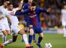 Dónde ver As Roma vs Barcelona En VIVO Champions League