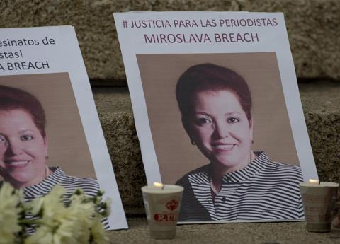 Al fuero federal el caso de Miroslava Breach