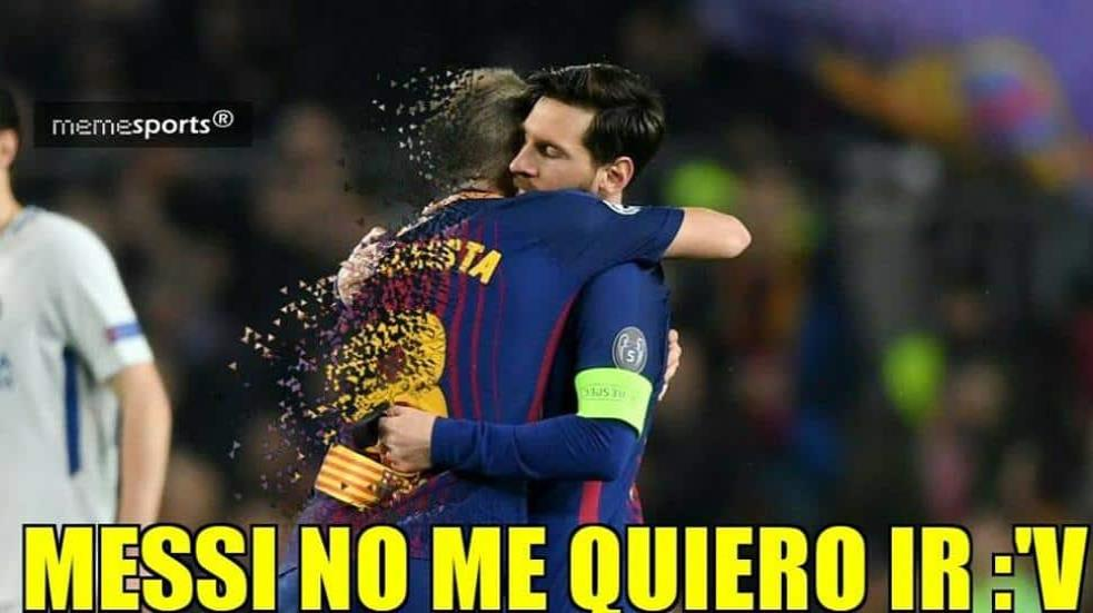 Los Memes Mas Divertidos Del Barcelona Vs Real Madrid