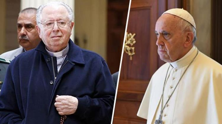 Papa Francisco dimitió el estado clerical a Karadima
