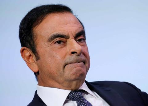 Nissan oficializa destitución de Carlos Ghosn