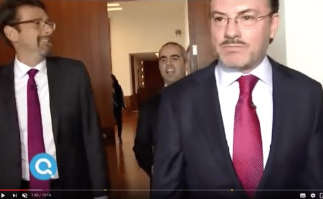Hermano de Luis Videgaray afirma que el canciller era divertido de pequeño (VIDEO)