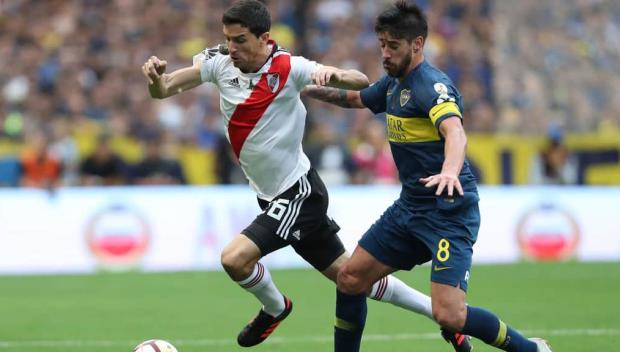River Plate vs Boca Juniors EN VIVO: Final Copa Libertadores
