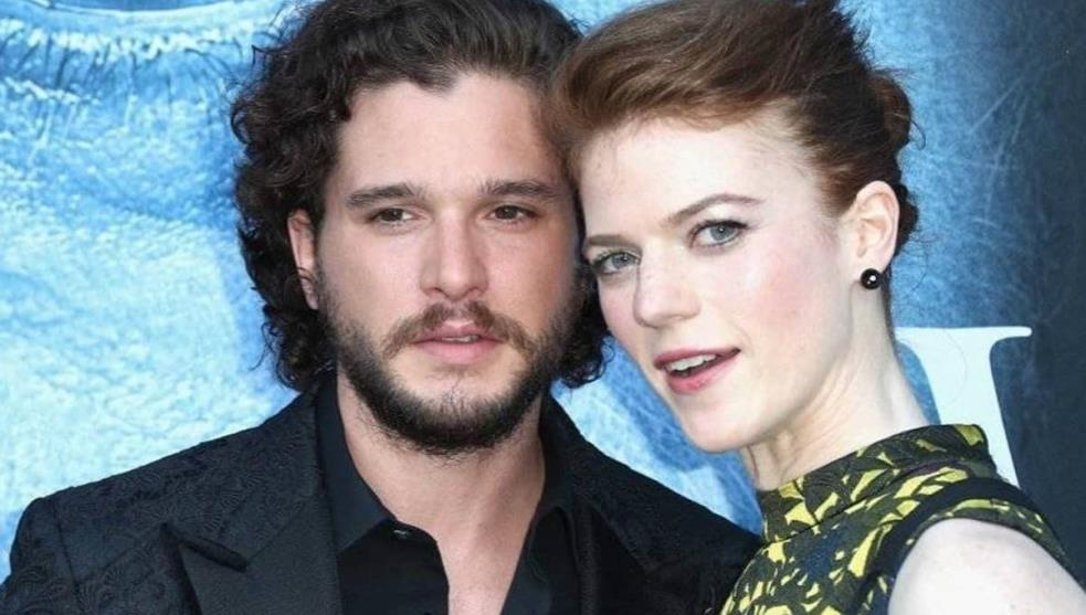 "Jon Snow al borde del divorcio por revelar el final de ""Game of Thrones"" a su esposa"