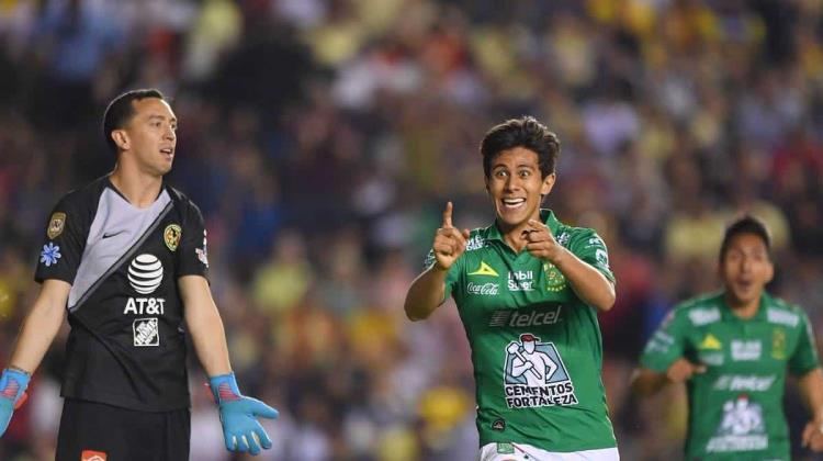León sigue imparable y derrota al América