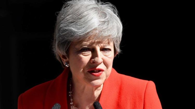 ¿Qué pasará con Theresa May?