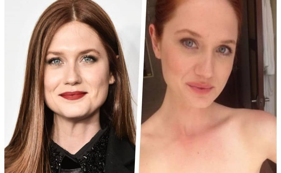 "Filtran fotos íntimas de Bonnie Wright, actriz de ""Harry Potter"""