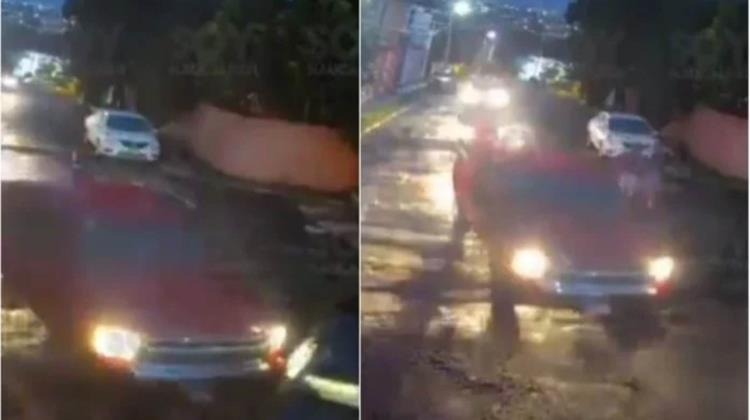Captan intento de asalto en Lomas Verdes (VIDEO)