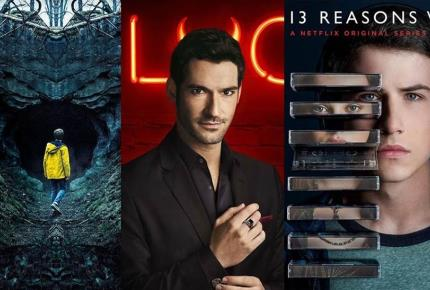 "Netflix anuncia la cancelación definitiva de ""Dark"", ""Lucifer"", ""13 reasons why"" y otras series"