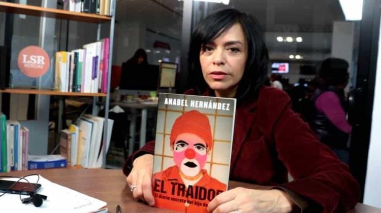 Detention of García Luna, more important than that of El Chapo: Anabel Hernández