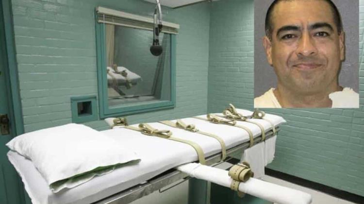 Lethal injection to Abel Revill Ochoa gave them peace