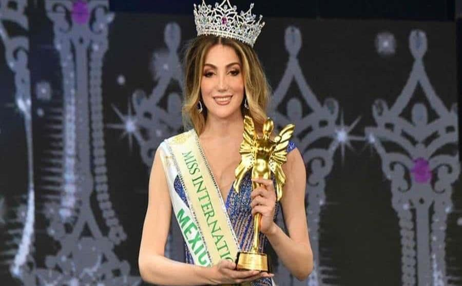 La mexicana Valentina Fluchaire gana el Miss International Queen